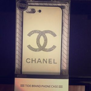 CHANEL I PHONE 7/8+ CASE